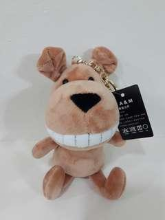 🚚 香造公仔(淺咖啡狗狗)