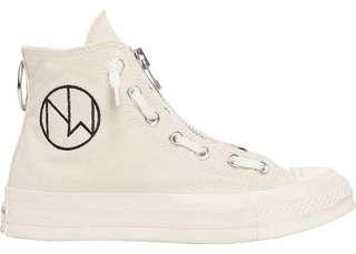 US 6, 7, 9 Undercover x Converse The New Warriors Chuck Taylor 70 White