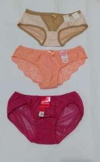 Underwear paket isi3pcs