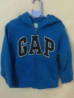 Orig Gap hoodie 4y