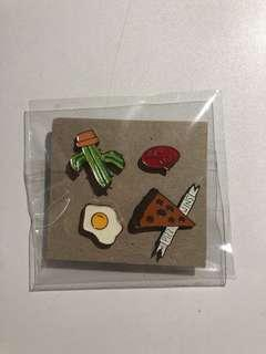 Hipster Pins