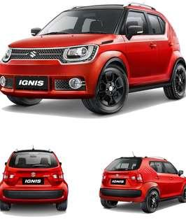 Suzuki IGNIS , ERTIGA, BALENO , SCROSS, PICK UP ( BAK )