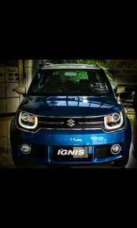 Suzuki Ignis DP Ceper