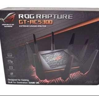 ASUS router GT-AC5300