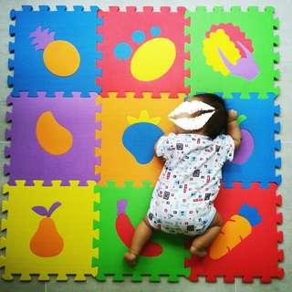 36pcs puzzle foam jigsaw play mat for baby / kids