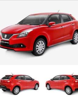 SUZUKI BALENO , ERTIGA , IGNIS , SCROSS, PICK UP ( BAK )