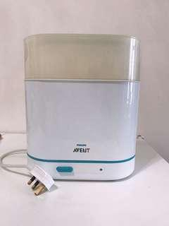 AVENT 3-in-1 Steam Bottle Sterilizer