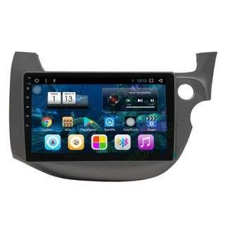 "Honda Jazz 2008-2013 10""Android Player FREE CAMERA"