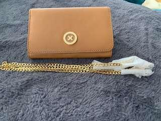 Mimco Supersonica Chain Wallet