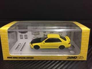 Inno64 Honda Civic EG9 (Hong Kong Special Edition)