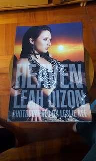 Heaven Leah Dizon 寫真集