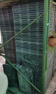 Used Planting Tray 300pcs