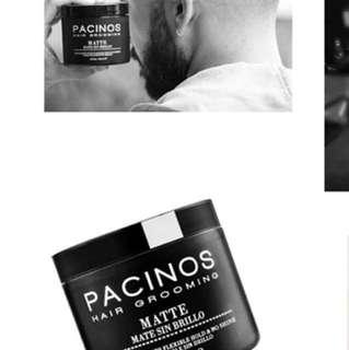 Pacinos Signature Line POMADE only