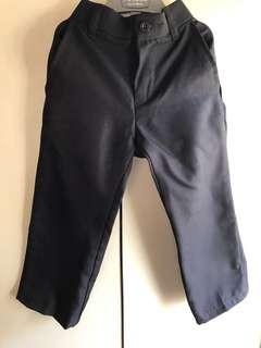 Grizzly Black Slacks/ Pants - XL