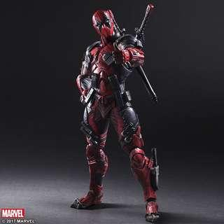 🚚 Play arts Deadpool