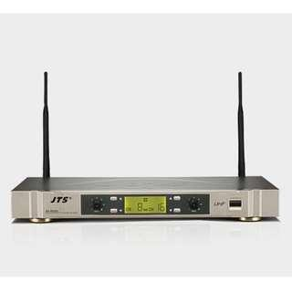 JTS US-902D Wireless Microphone System