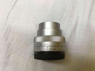 LUMIX 12-32MM F3.5-5.6 MEGA O.I.S