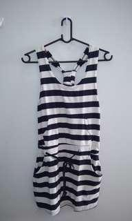STRIPE NAVY WHITE TOPS SALE !!! 50% OFF