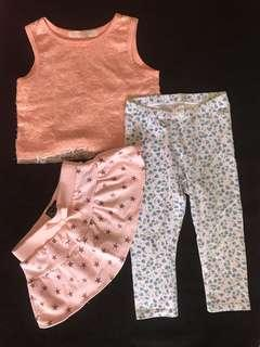 Bundle top & bottoms