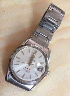 三星Titus(鐵達時)ETA2824-2單曆自動機械錶