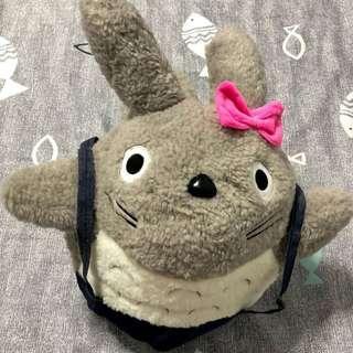 45cm 2-in-1 Totoro plush blanket