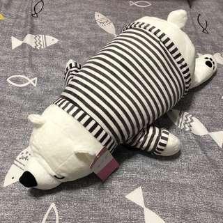 2-in-1 plushy blanket