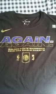 Nike Tee 2018 Golden State