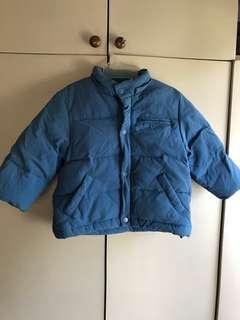 Blue Winter Jacket