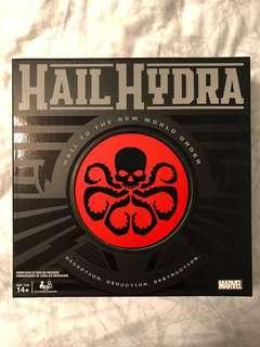 Hail Hydra Board Game