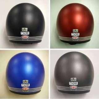SGV Matt Series Helmet