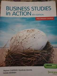 Business studies in action edition 4 textbook
