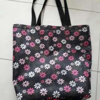 Floral Carry Bag