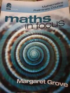 Maths in focus textbook