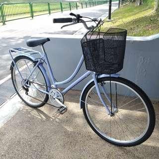 Wheelers Yard Ladies Bicycle