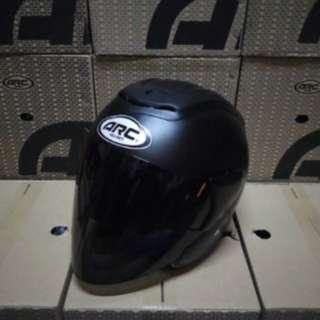 Helmet Arc Ritz Black Matte