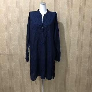 Uniqlo Polo Dress
