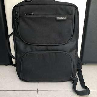 Multifunction work bag (backpack & selempang)