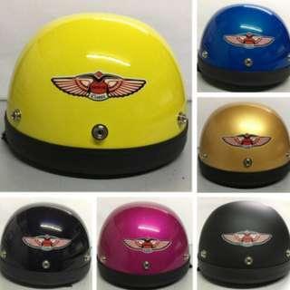 Helmet MHR III 3 Steng Half Cut