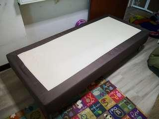 Single Bed ESPEVAR IKEA [Bed Base with legs only]