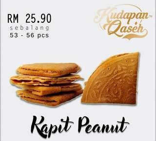 Kapit coklat & kapit peanut