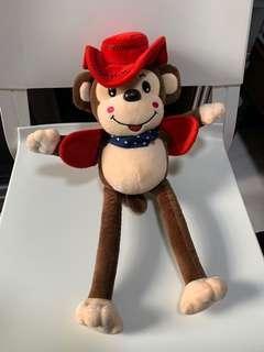 🚚 Monkey stuffed toy