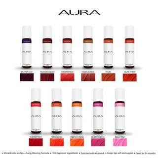 Aura Cosmetics Lip and Cheek Tint