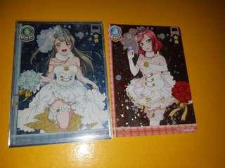 LoveLive SIC cards