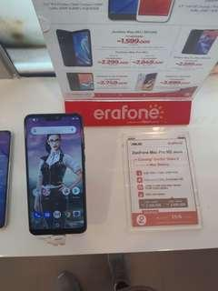Asus Zenfone Max Pro M2...cicilan 0% tanpa kartu kredit