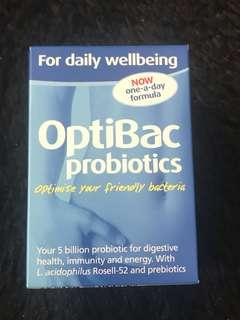🚚 Optibac probiotics for daily well being
