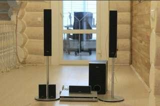 🚚 Sony sound system