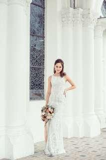 From Here Till Eternity Gown