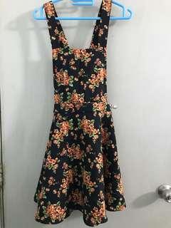 FOREVER 21 Floral Dress #STB50 #MakeSpaceForLove