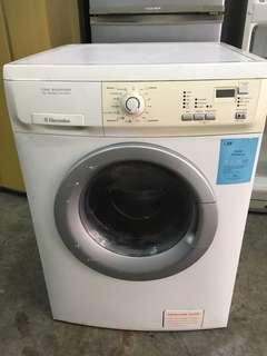 Washer dryer 2 in 1 combo Electrolux 7kg Mesin Basuh Pengering Refurbished