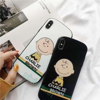 charlie brown phone casing